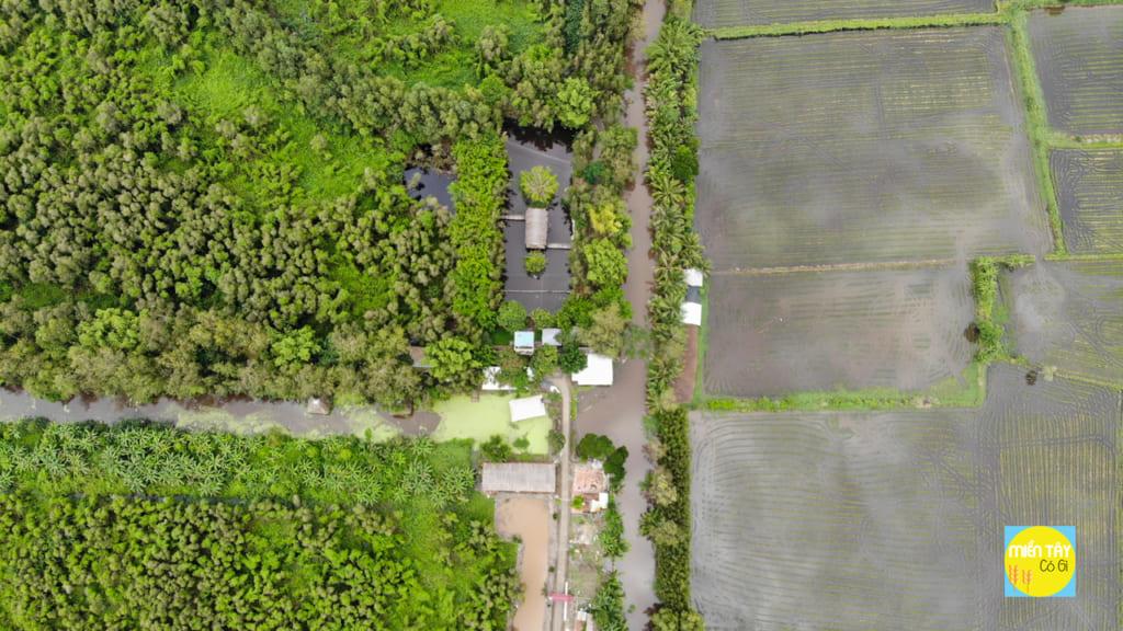 Khu du lịch Lung Ngọc Hoàng flycam
