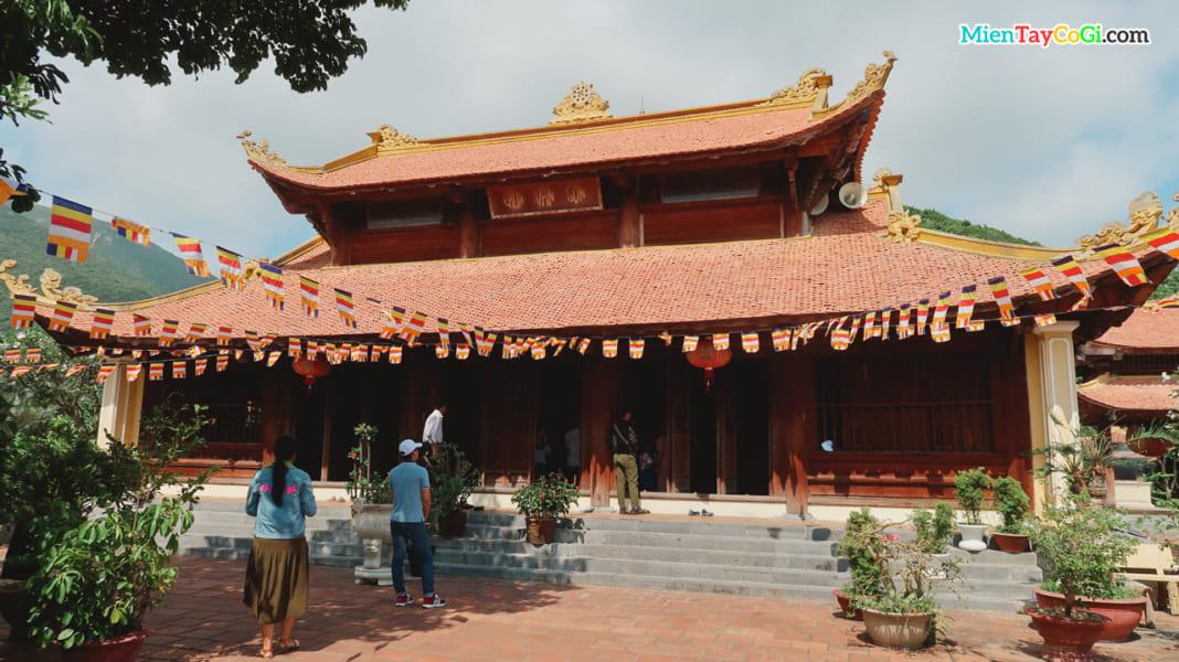 Chùa Vân Sơn Côn Đảo