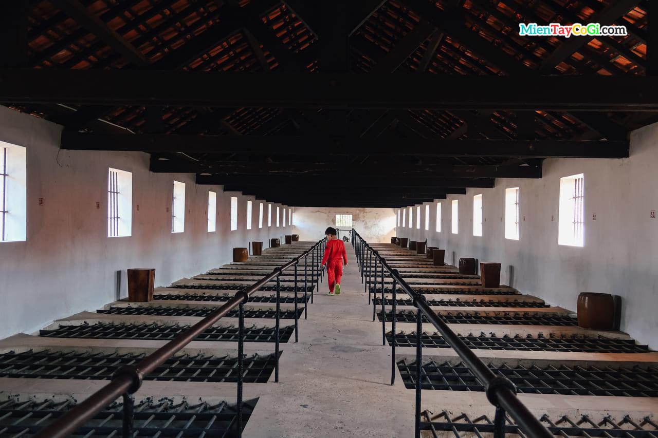 Chuồng Cọp ở nhà tù Côn Đảo
