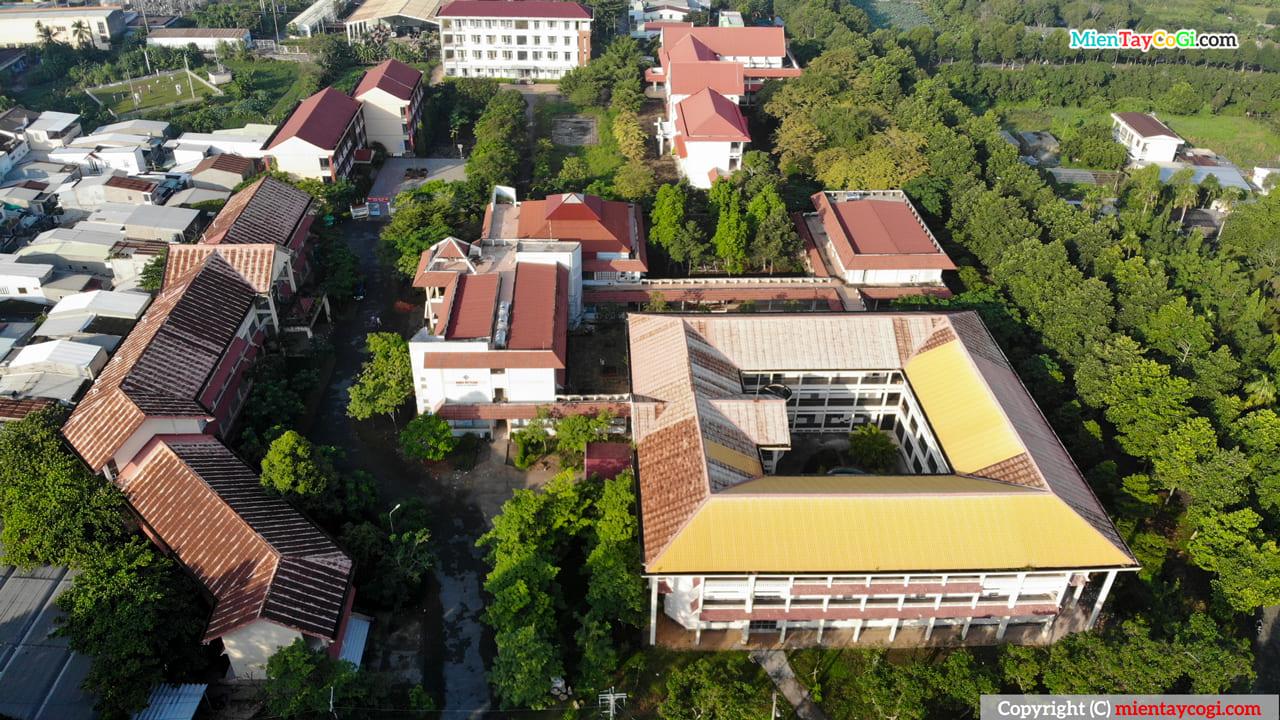 Khoa sư phạm Đại học Cần Thơ