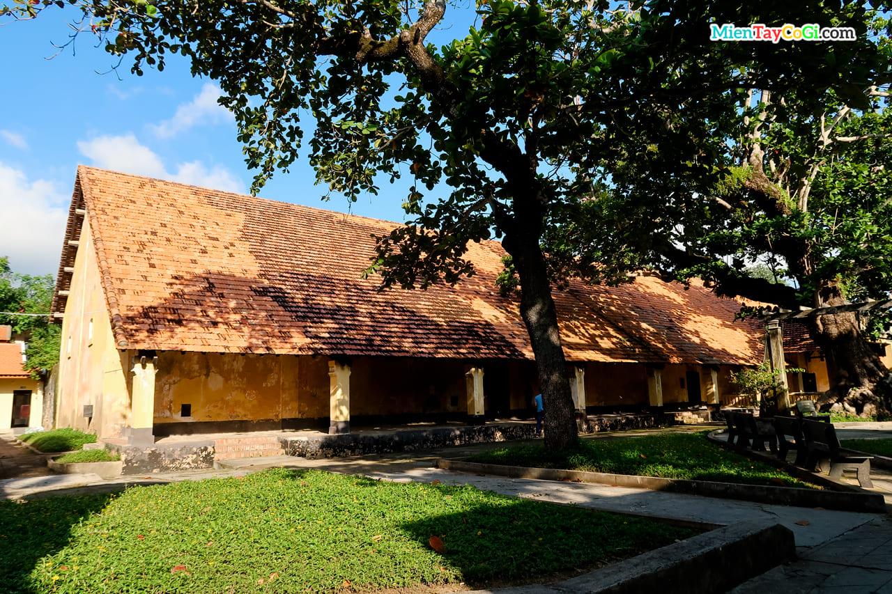 Kiến trúc nhà tù Côn Đảo