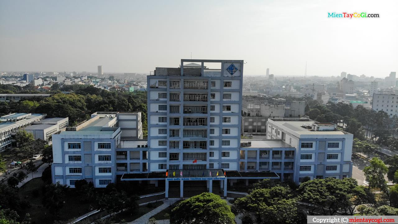 Nhà điều hành Đại học Cần Thơ