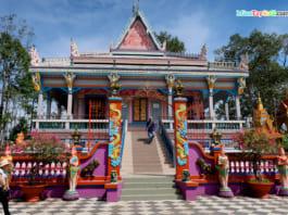 Những chạm trổ đậm dấu ấn chùa Chén Kiểu