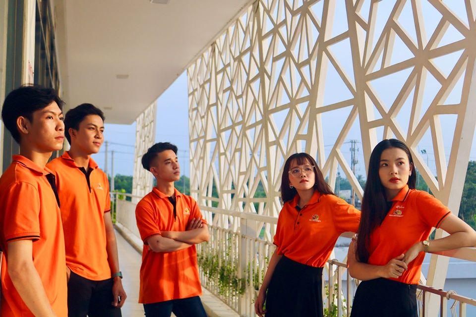 Sinh viên trường đại học FPT Cần Thơ