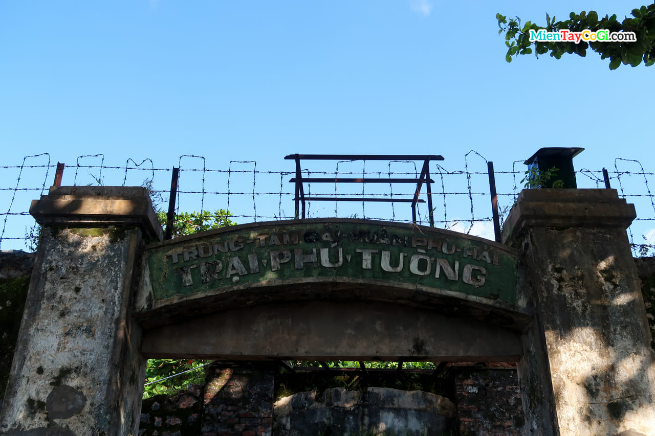 Trại giam Phú Tường Côn Đảo