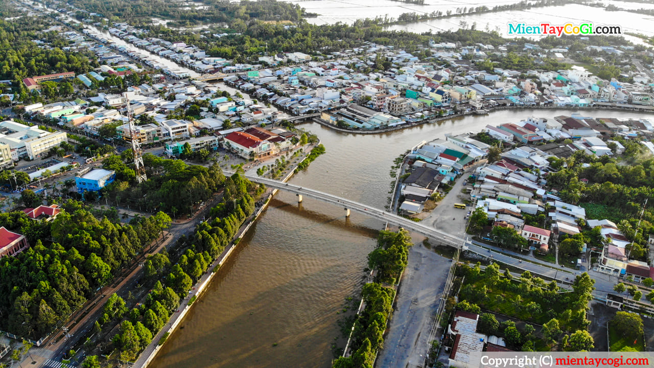 Cầu Phú Xuyên Long Mỹ