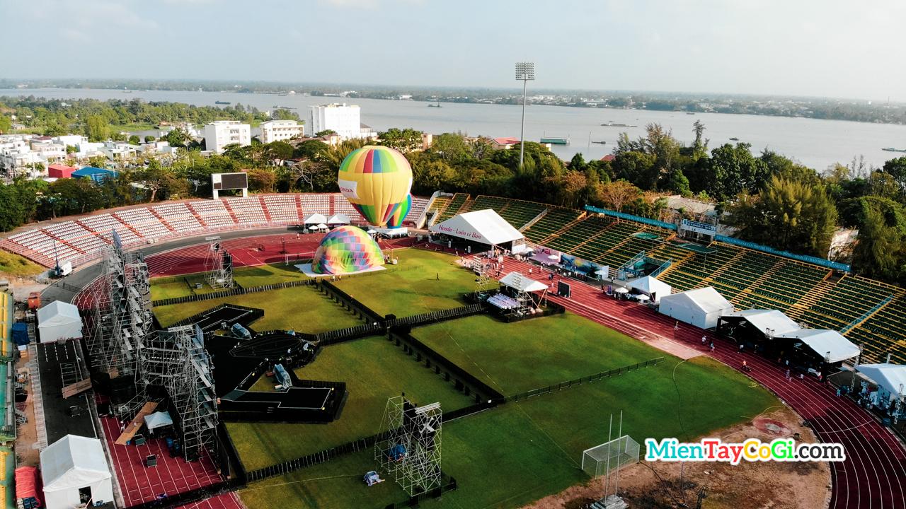 Lễ hội khinh khí cầu Việt Nam