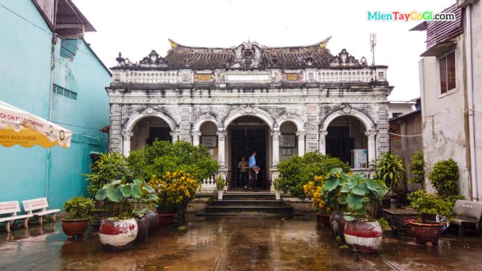 Nhà cổ Huỳnh Thủy Lê Sa Đéc Đồng Tháp