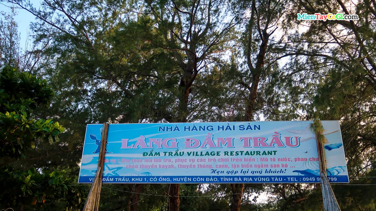 Dam Trau Restaurant