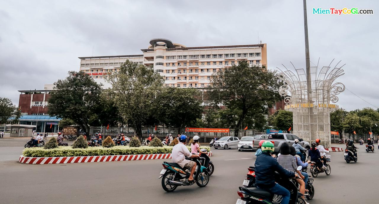 Bệnh viện đa khoa trung ương Thành phố Cần Thơ