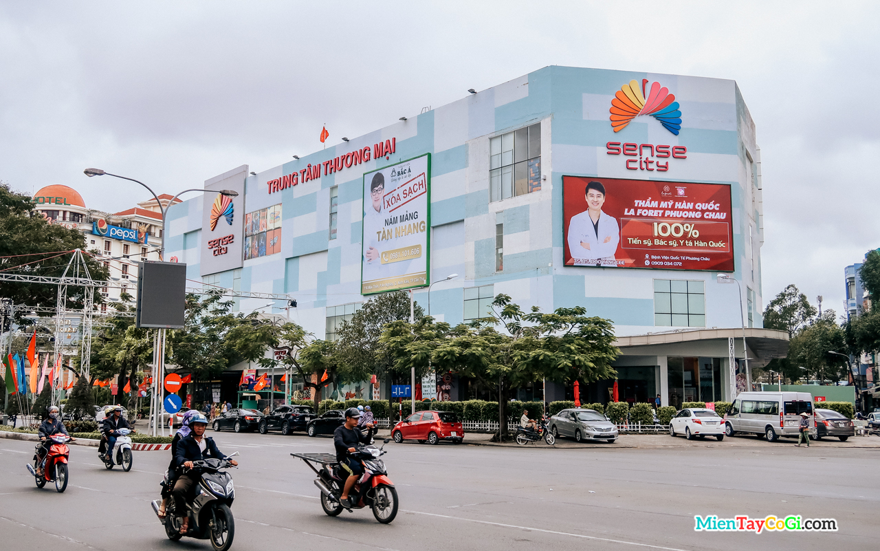 Trung tâm thương mại Sense City