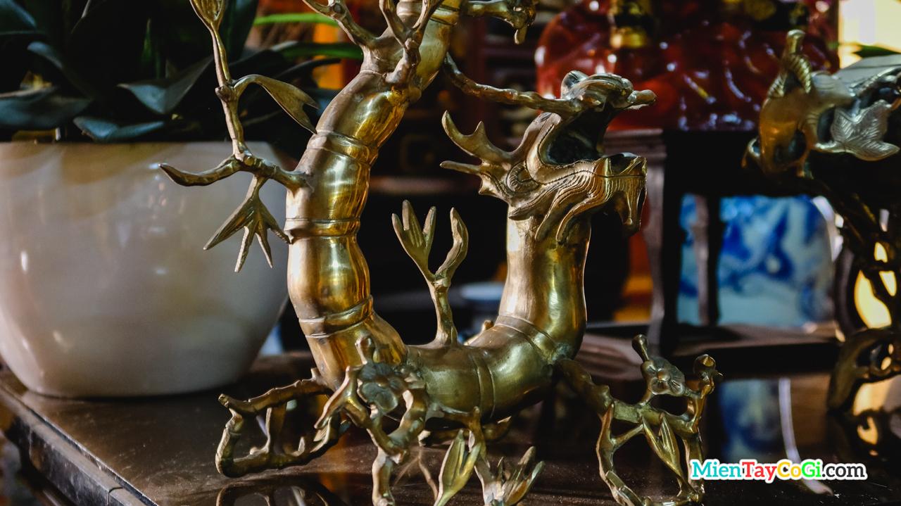 Biểu tượng rồng thần độc đáo