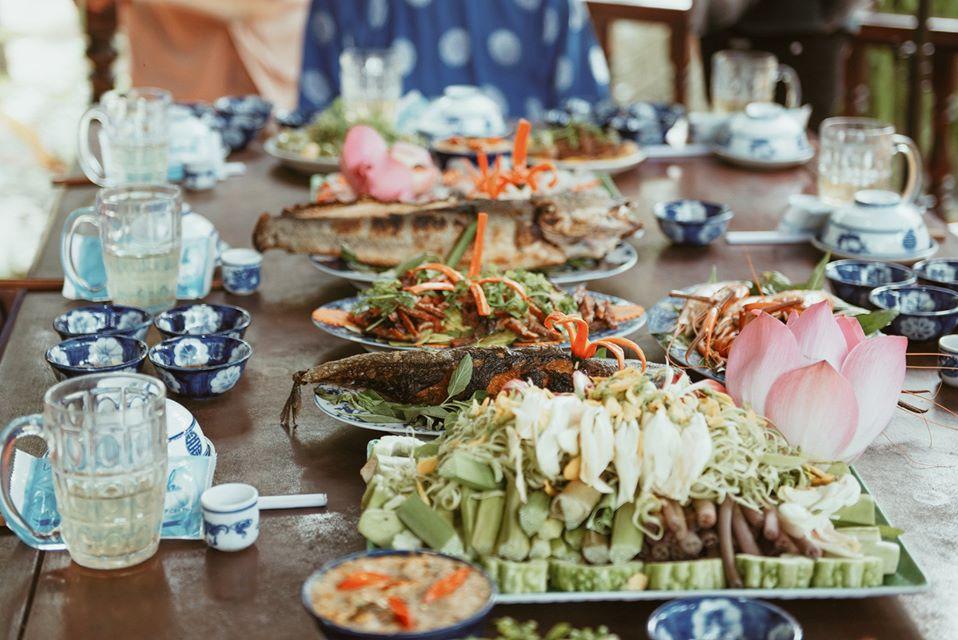 Những món ăn đậm đà hương vị Nam bộ