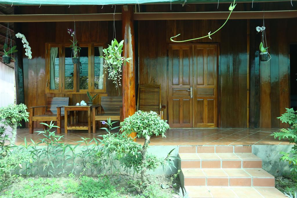 Nhà trước Boutique Lodge Cần Thơ