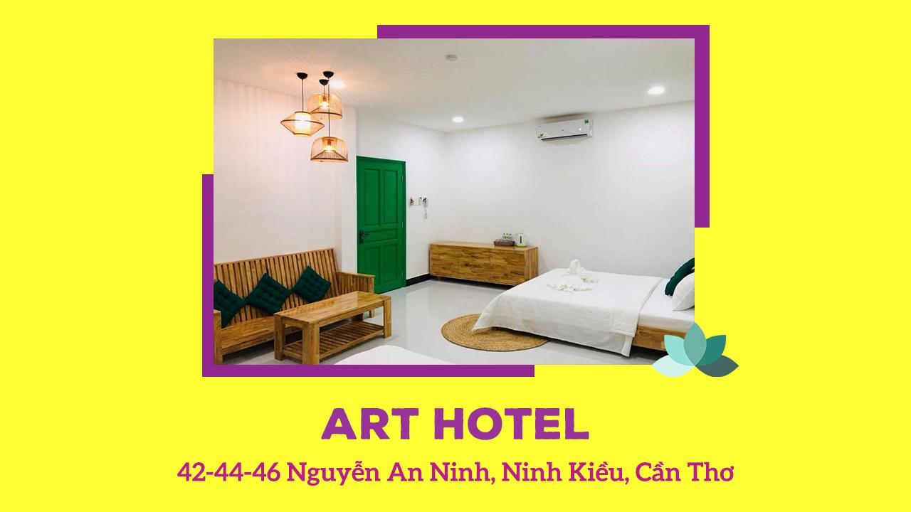 Art hotel Cần Thơ