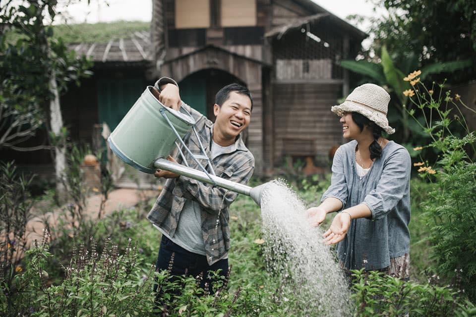 Bộ ảnh miệt vườn của khách ở tại Mekong Rustic