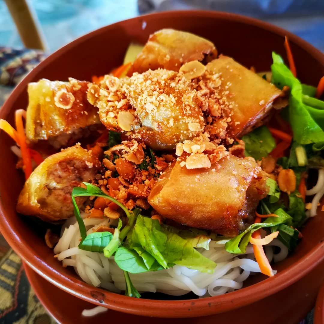 Bữa sáng đậm chất Việt Nam