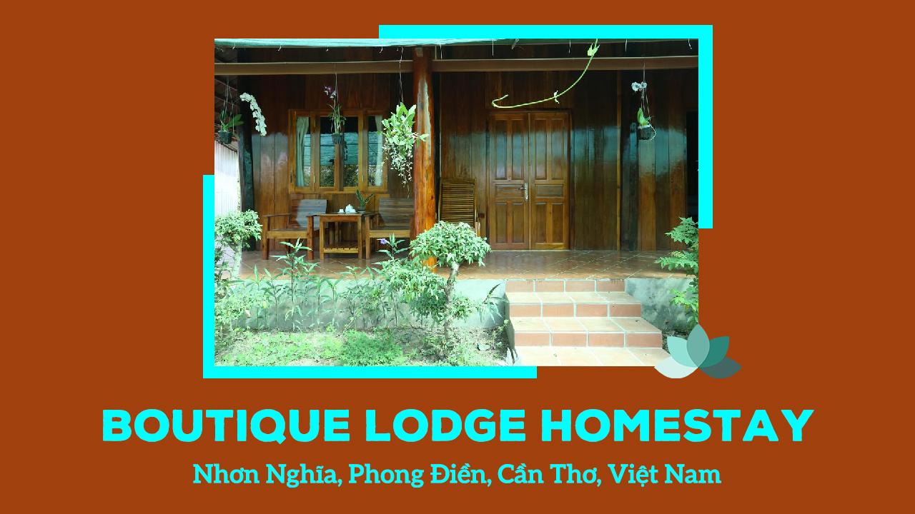 Boutique Lodge Cần Thơ