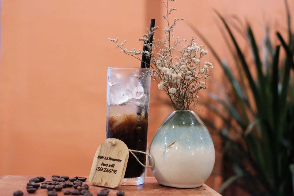 Cafe đá ở K2 cafe