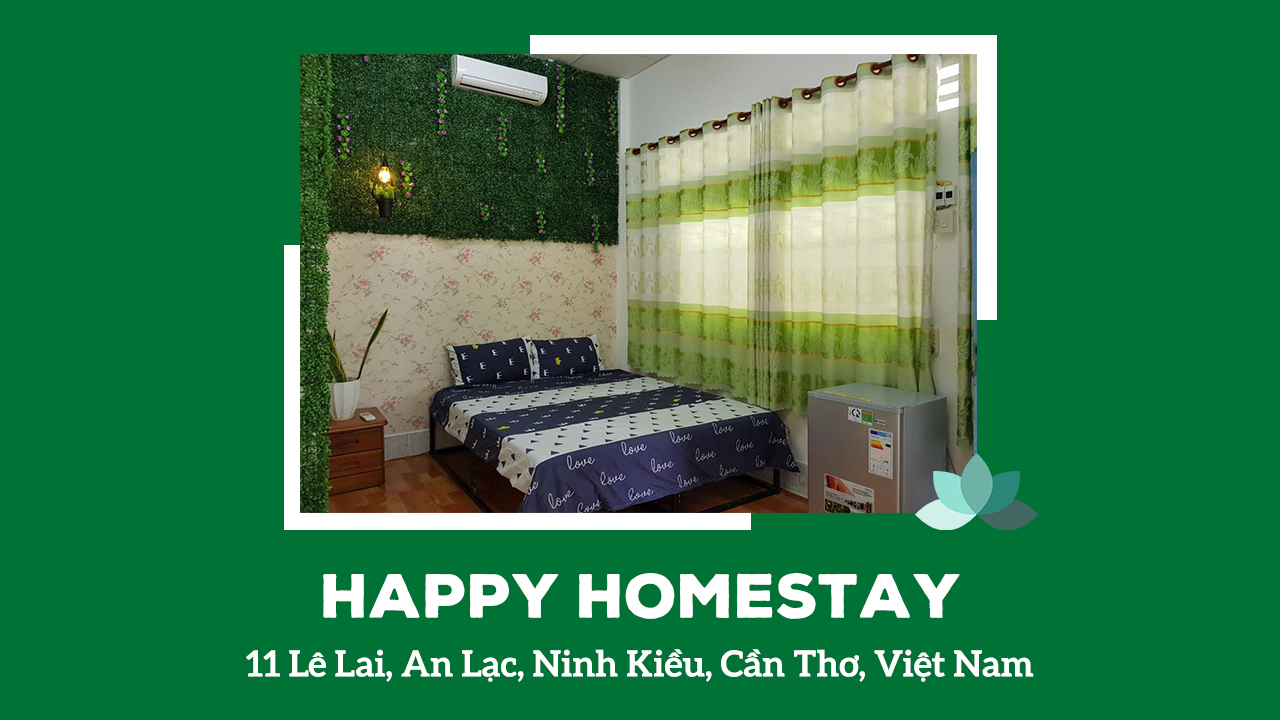 Happy homestay
