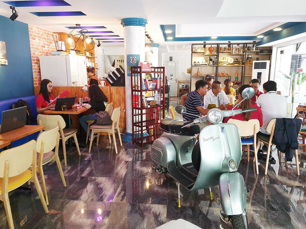 Không gian Lato's cafe