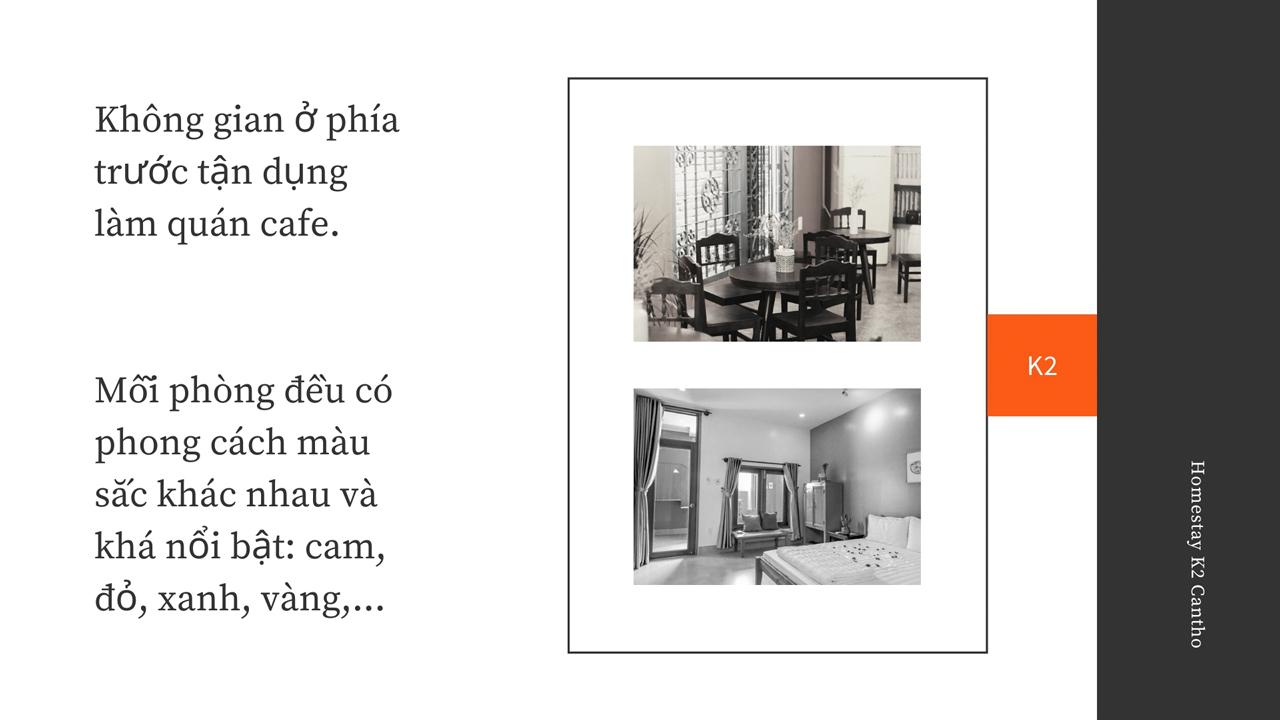 Không gian và phong cách mỗi phòng