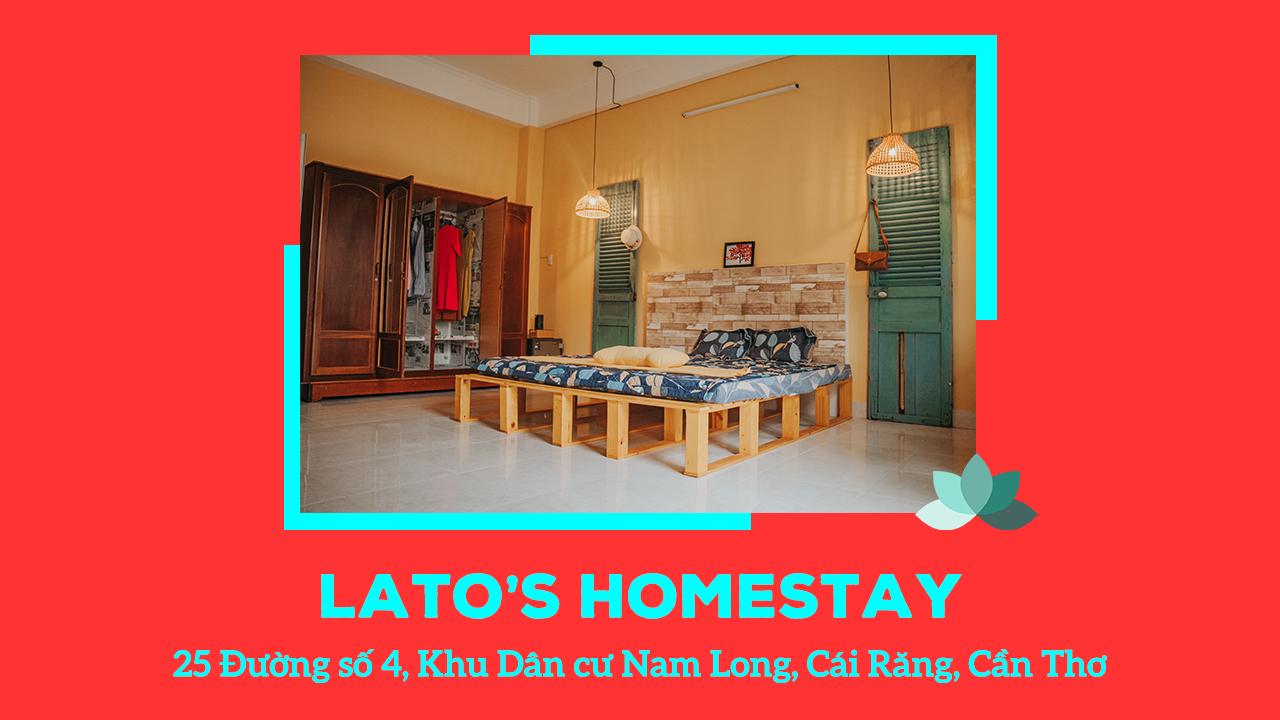 Lato's homestay