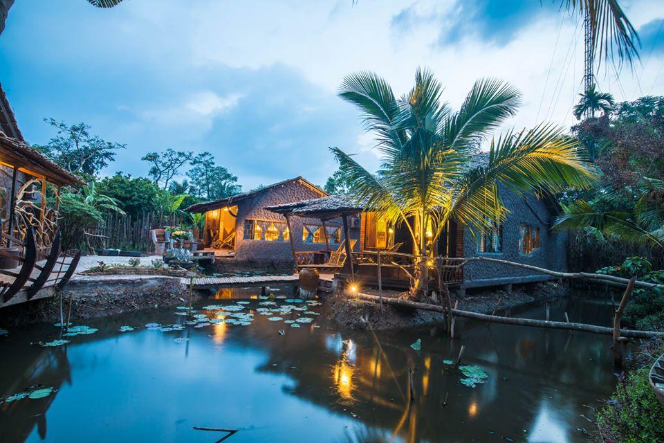Mekong Rustic về đêm