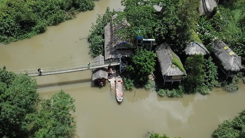 Nguyen shack homestay flycam