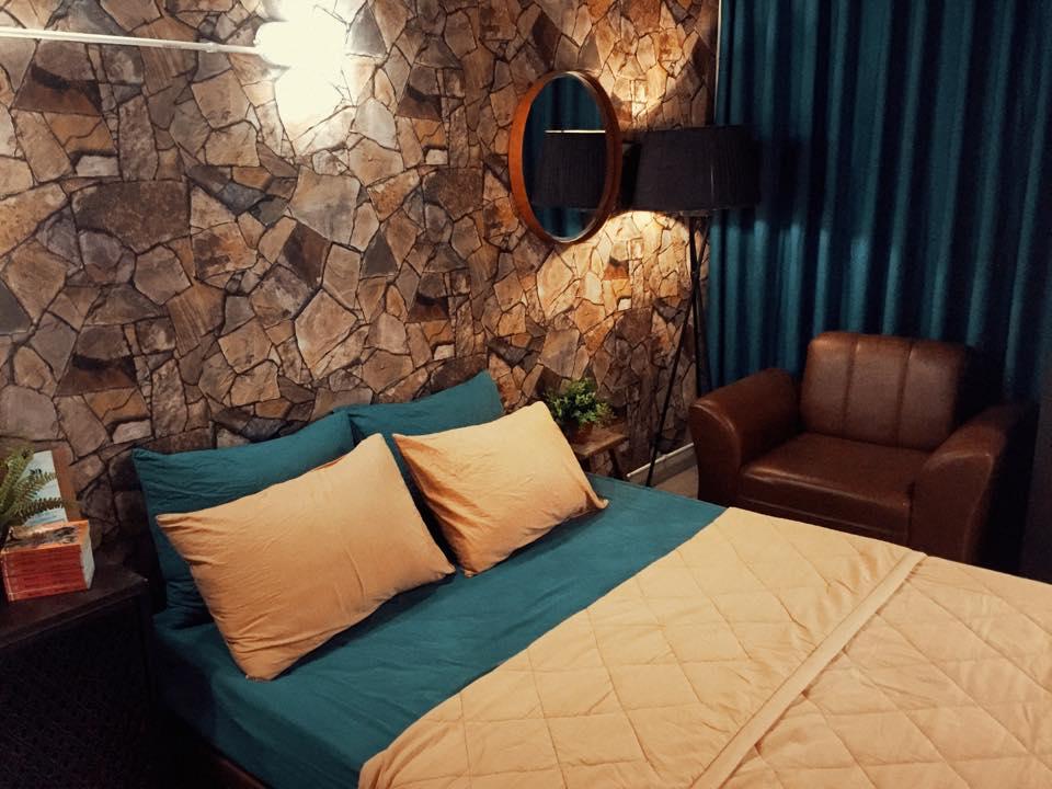 Phòng Deluxe N&D homestay Cần Thơ