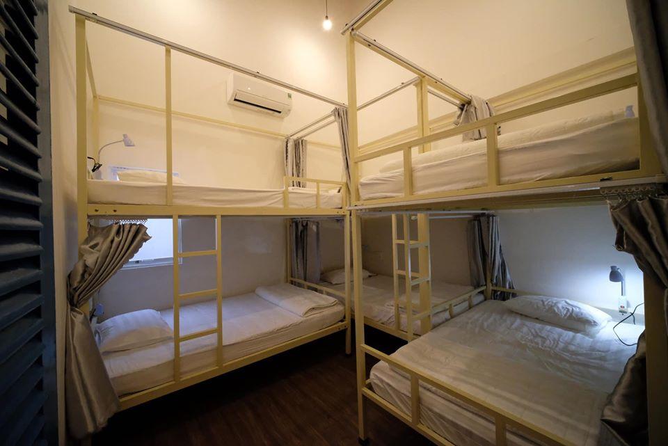 phòng dorm K2 homestay Cần Thơ