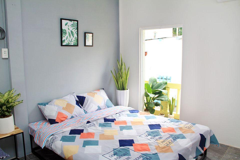 Phòng ngủ ở Passe homestay Cần Thơ