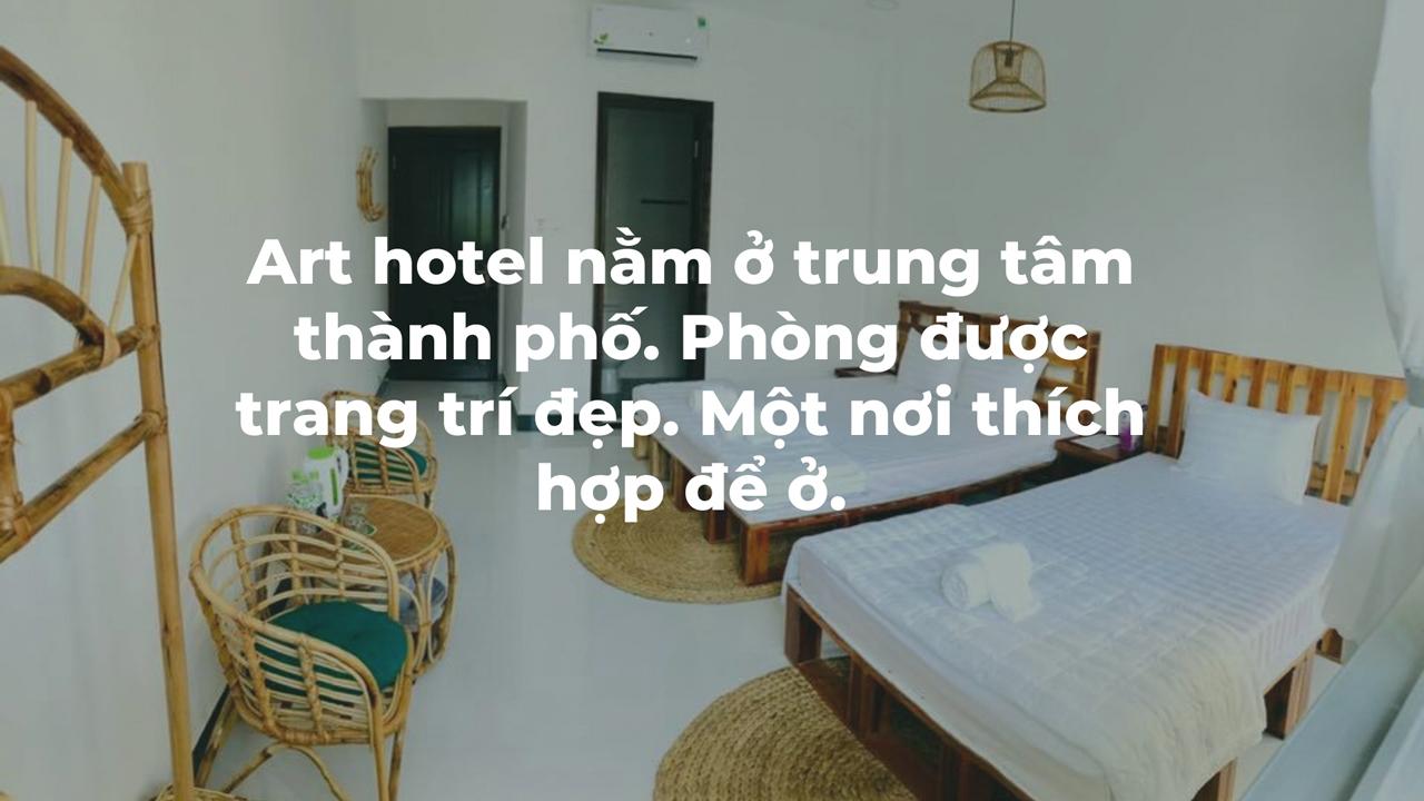 Review Art hotel của Miền Tây có gì