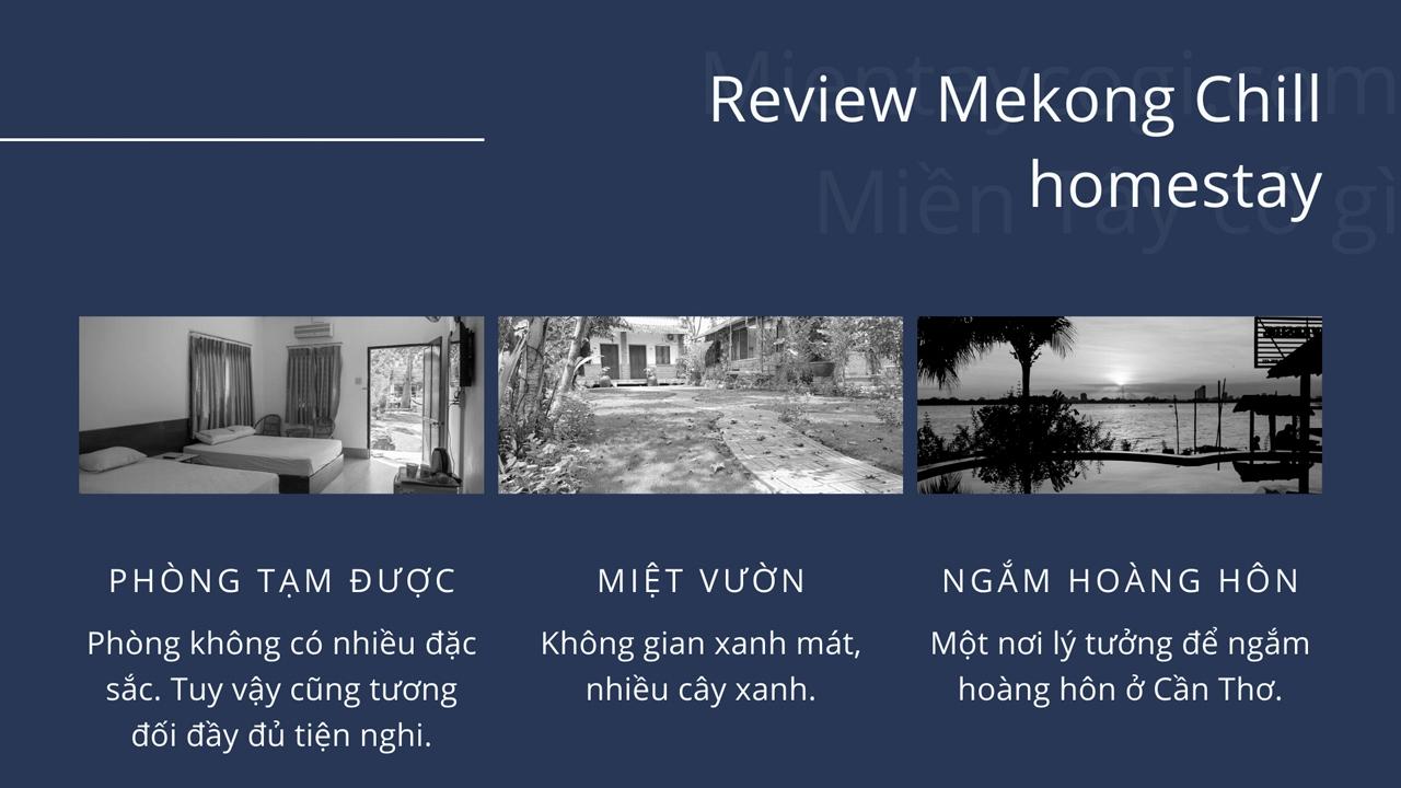 Review Mekong Chill homestay của miền Tây có gì