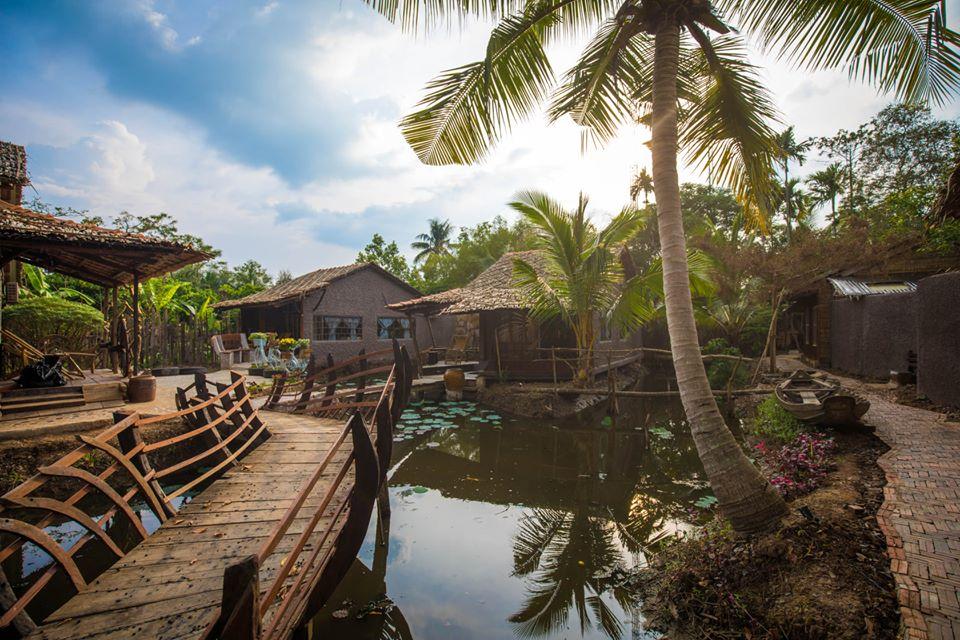 View Mekong Rustic Cần Thơ