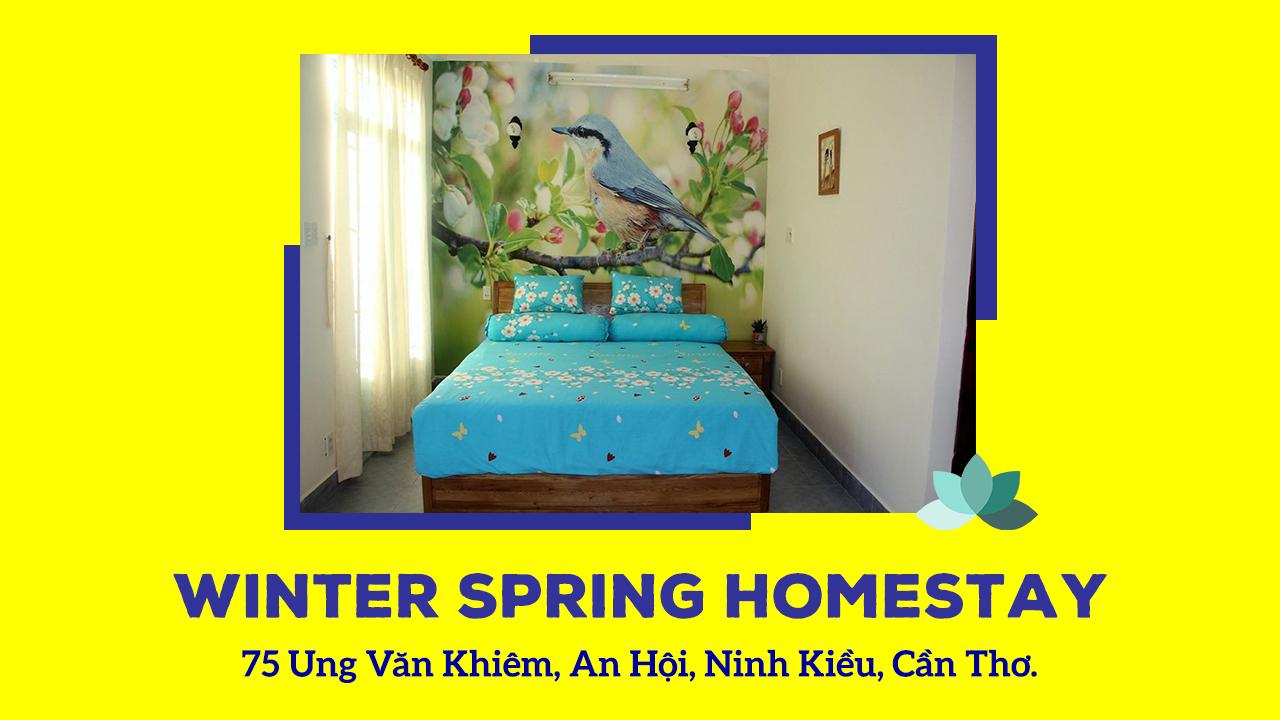 Winter Spring homestay Cần Thơ