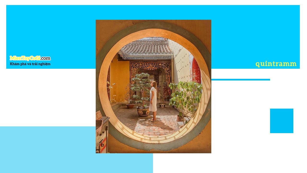 Ảnh chụp của khách du lịch tại chùa