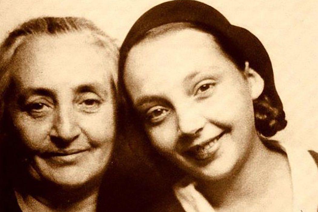 Marguerite Duras và mẹ
