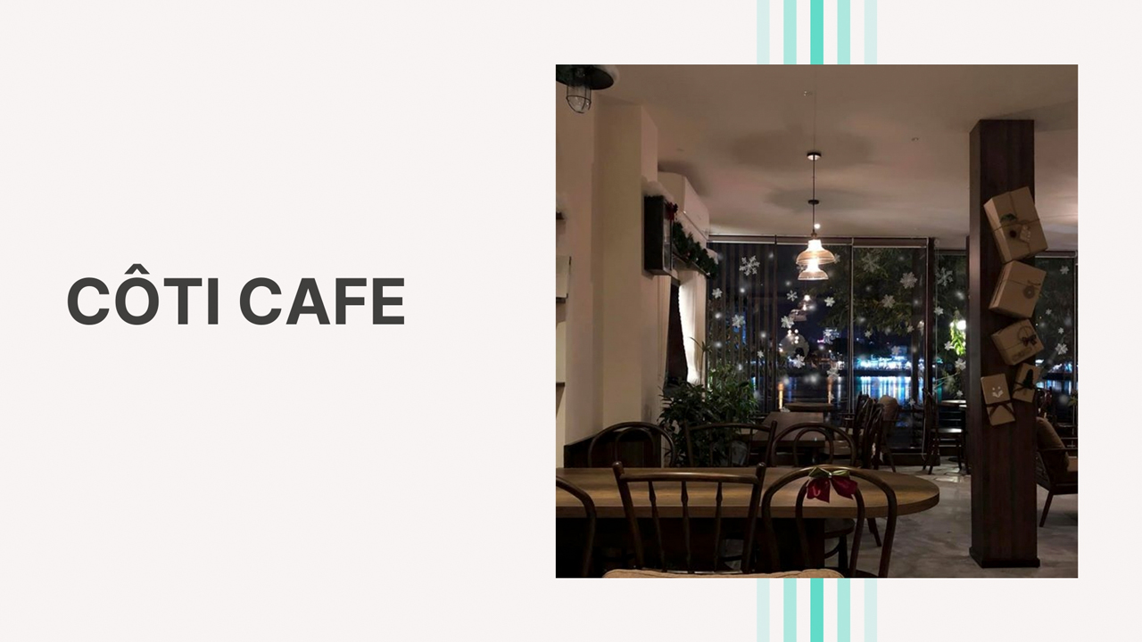 Côti cafe