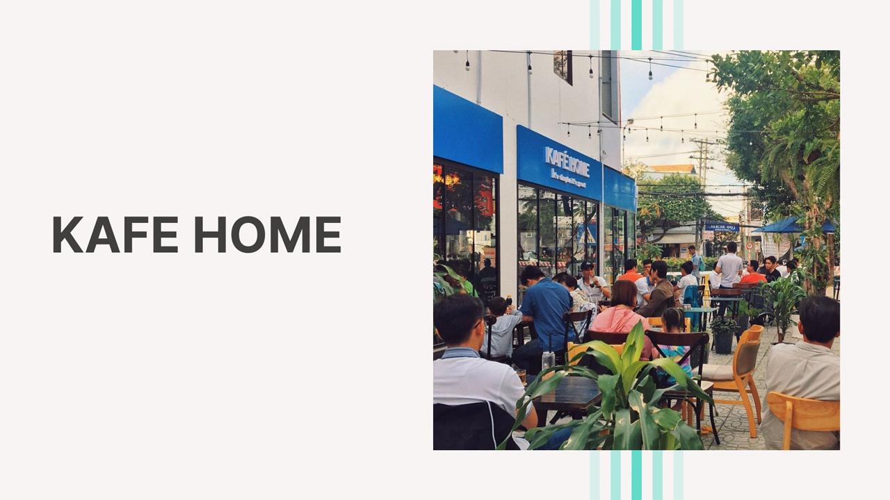 Kafe home
