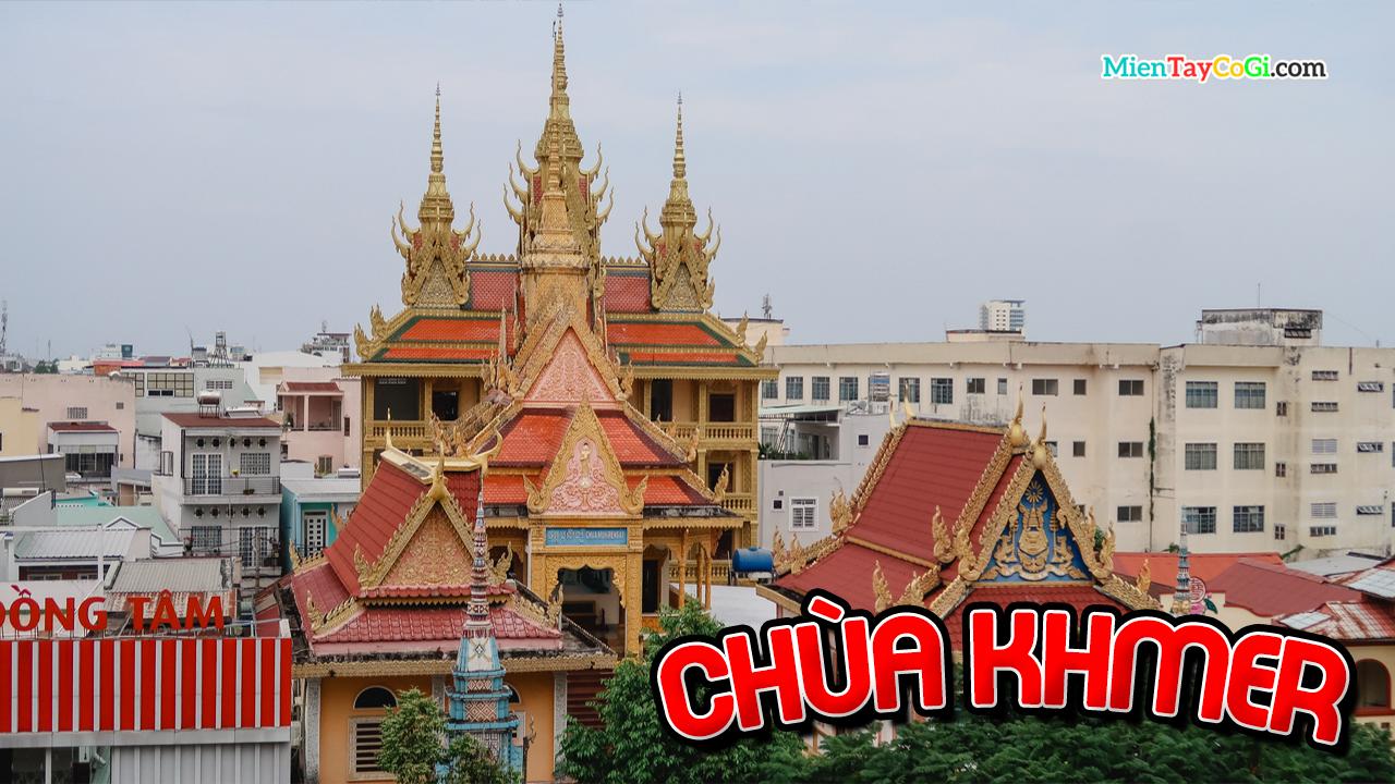Chùa Khmer Cần Thơ