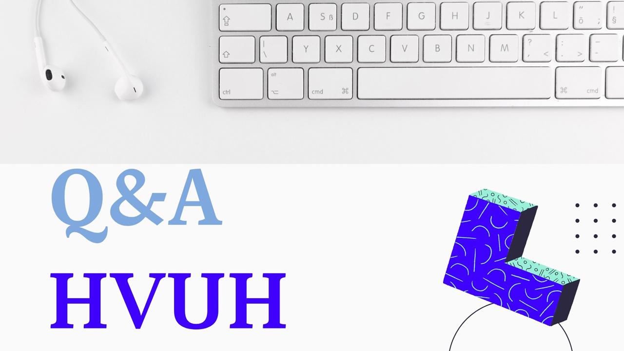 Q&A về tuyển sinh đại học Hùng Vương 2020 HVUH