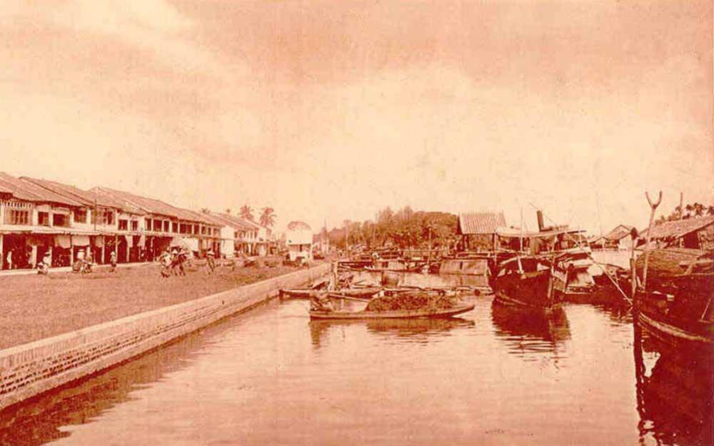 Bến cảng Sa Đéc - Hình ảnh Đồng Tháp xưa