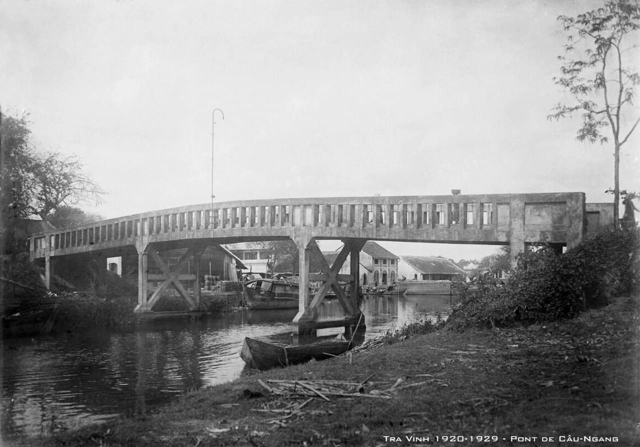 Cầu Ngang Trà Vinh