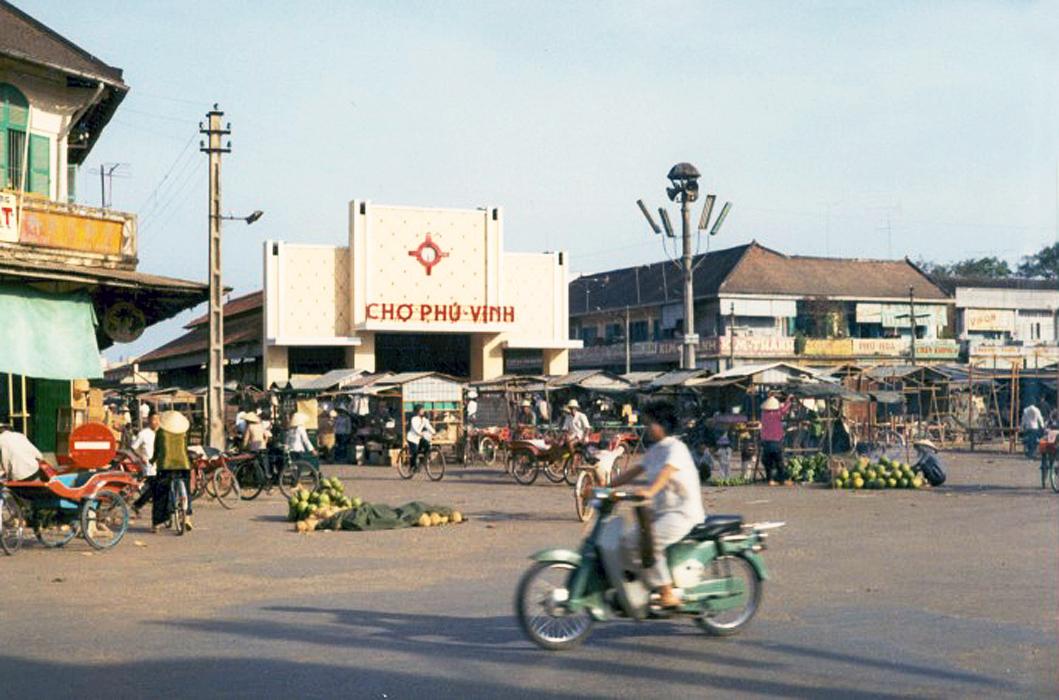 Chợ Phú Vinh 1971