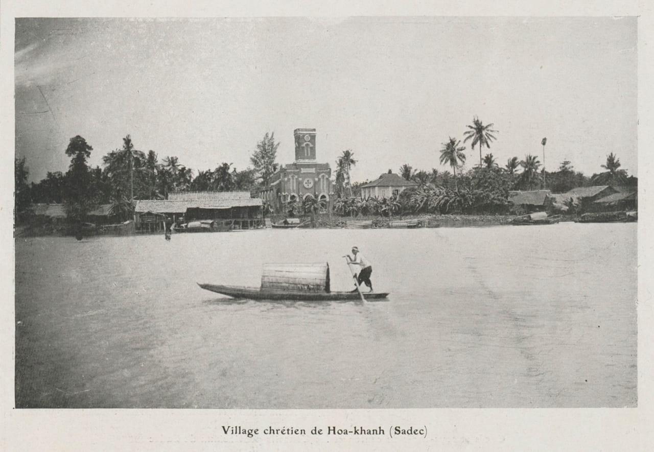 Làng Hòa Khánh - Sa Đéc - Đồng Tháp xưa