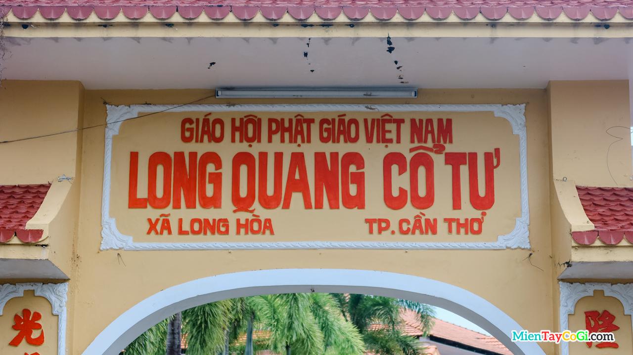 Long Quang Cổ Tự
