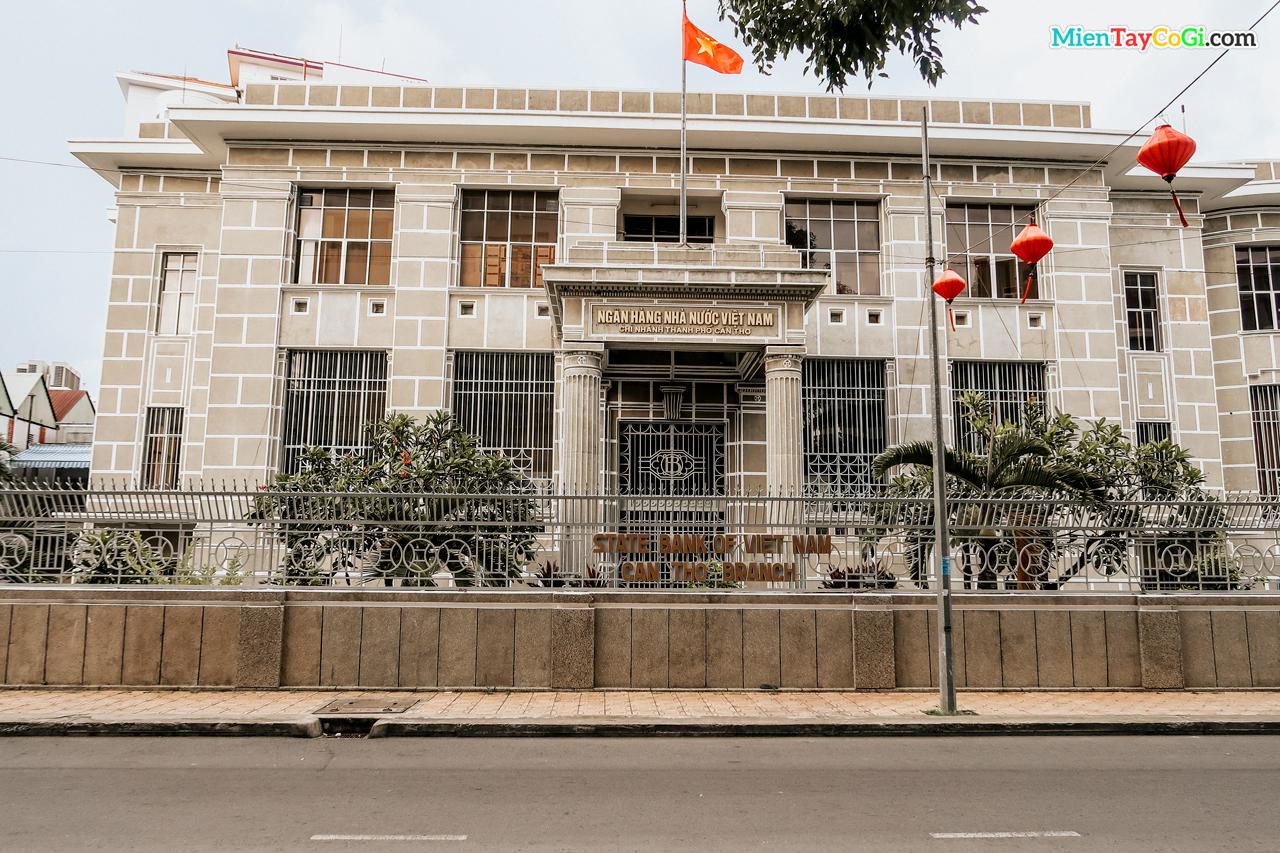 Ngân hàng nhà nước Việt Nam chi nhánh thành phố Cần Thơ