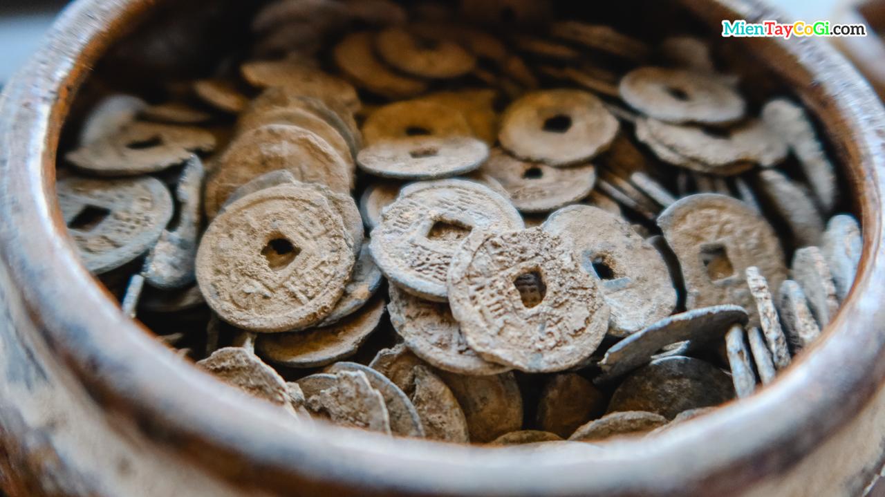 Những xu tiền cổ có niên đại lâu năm