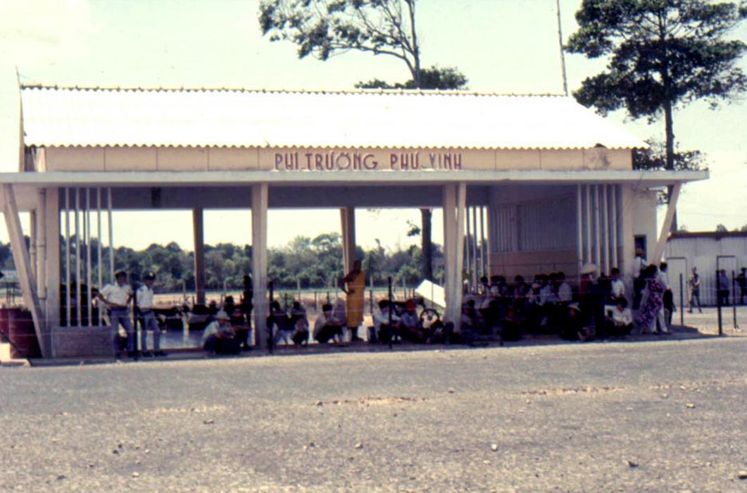 Phi trường Phú Vinh năm 1970